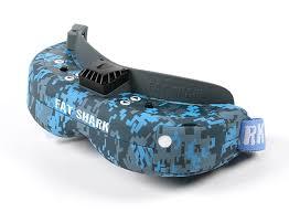 Fat Shark Dominator V3 Hydro-Погруженный Urban Cam <b>Синий</b> и ...