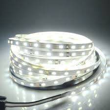 Us 3 61 27 Off 5m Roll 300 Led Strip Light String Ribbon 5630 Smd Lamp Tape More Bright Than 2835 3528 5050 White Warm White For Decorative In