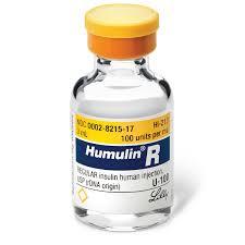 Diabetes Management Intermediate Acting Insulin Humulin N