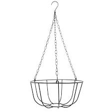 fl garden hanging wire baskets in dollar tree basket white