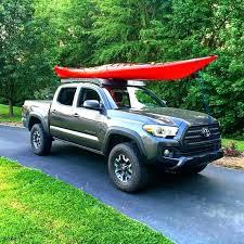 Diy Canoe Rack Amazing Canoe Rack For Pickup Truck Home Made Canoe ...
