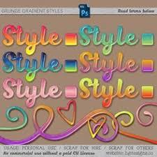 60 Best Photoshop Styles Images Photoshop Layer Style Style
