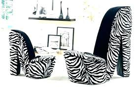 animal print accent chairs zebra chair furniture leopard medium coaster uk perfect new best wing