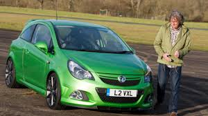 James drives the Vauxhall Corsa VXR Nurburgring (Series 18 ...
