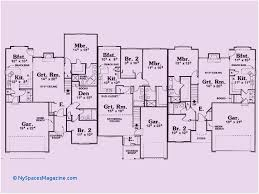 6 bedroom house plans. Simple House Floor Plan 6 Bedroom House 52 Best Design New York Spaces  Magazine Throughout Plans H