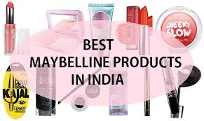 best maybelline s in india
