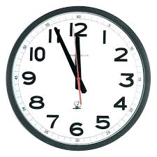 chaney instrument instruments wall clock instruments wall clock atomic instruments atomic wall clock