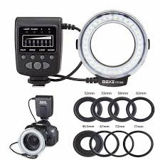 Godox Ring 48 Macro Ring Light Details About Meike Fc 100 Macro Ring Led Flash Light For Canon Nikon Olympus Panasonic Pentax