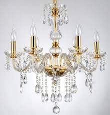 2018 6 arms modern crystal chandelier re light with 100 k9 crystal pendants b ccsp8006 6 d550mmxh600mm black chandeliers outdoor chandeliers from