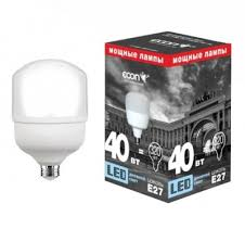 <b>Лампа светодиодная ECON LED</b> GL ПОВЫШЕНОЙ МОЩНОСТИ ...