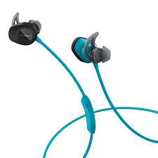bose in ear wireless. in the rapidly growing exercise category, bose has announced two all-new in-ear wireless headphones which will be available either black or aqua blue ear