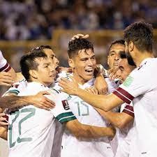 victory! Mexico defeats El Salvador ...