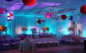 uplighting beautiful color table uplighting