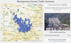 Mcdot Transportation Management Center Traffic Cameras