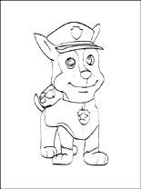 Small Picture Chase PAW Patrol coloring page Coloring pages
