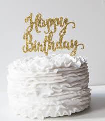 Happy Birthday Cake Topper Logans Birthday Birthday Cake Happy