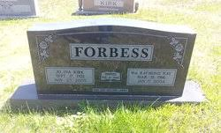 Jo Ina Kirk Forbess (1921-2005) - Find A Grave Memorial