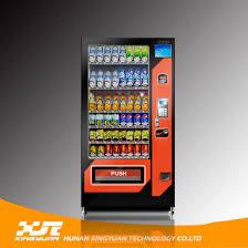 Best Vending Machine Snacks Custom China Snack And Drink AutomaticGood Vending Machine Manufacturer