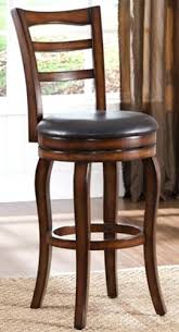 wooden bar stool height solid wood swivel stools with back inch cherry backs d10 backs