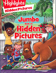 Relatively recent trend, hidden object games have made their first appearance in late 2005 with the game mystery case files and have since been a constant success. Jumbo Book Of Hidden Pictures Highlights 9781629798264 Christianbook Com