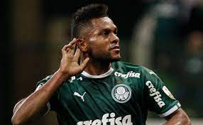 Miguel Borja spoke of Boca and his possibility of reaching Xeneize, but  said that he will train with Palmeiras for the Copa Libertadores