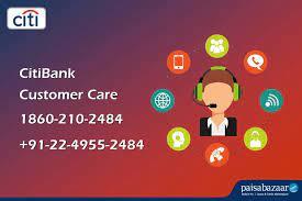 citibank customer care 24x7 toll free