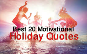 Best Holiday Quote
