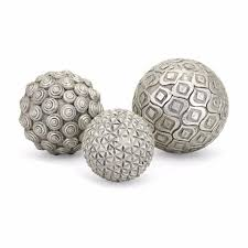 Decorative Orbs For Bowls Buy Decorative Balls Online Casagear 59