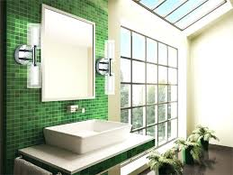 chrome bathroom sconces. Fabulous Chrome Bathroom Sconces Charming Vanity Sconce White And Green Wall C