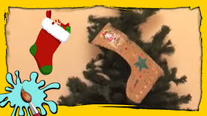 Paper Crafts For Christmas Last Minute Christmas Stocking Idea Diy Christmas Crafts Easy