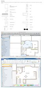 technical drawing software building drawing tools design elements plumbing