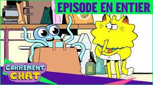 Carr Ment Chat Le Chat L Alien Et Le Costume Youtube