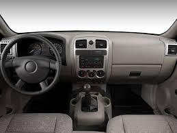 Image: 2012 Chevrolet Colorado 2WD Ext Cab Work Truck Dashboard ...