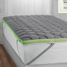 mattress topper. The Fusion Dri-Tec Mattress Topper Is Designed To Wick Away Heat And Moisture