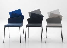 modern metal dining chairs. best dining room chairs red contemporary design ideas with - modern blue metal