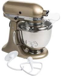 kitchenaid stand mixer sale. kitchenaid artisan series stand mixer - 5 qt. champagne ( ) sale