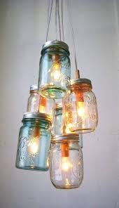 bell jar lighting fixtures. chandelier colored glass bottle jar lighting fixtures bell like this