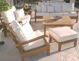 teak patio set cushions extraordinary wooden furniture sets 43 random 2 teak sectional patio furniture