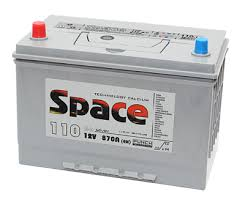 Аккумулятор <b>Space</b> 6СТ АSIA 135D31R 110 а/ч - <b>АКБ</b>-Сервис 33