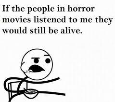 cereal guy, horror, meme, movie, true story - image #446292 on ... via Relatably.com