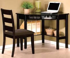 homelegance benton 2 piece desk and chair set in black finish