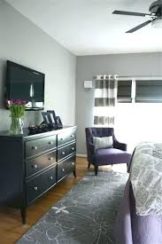 grey walls brown furniture. Bedroom Gray Walls And Purple Contemporary Decorating Grey Brown Furniture