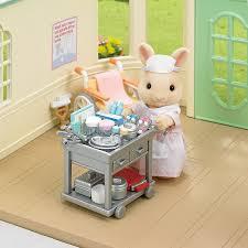 Sylvanian Families Country Nurse Set Toys R Us Australia - Swivel classy sylvanian families living room set