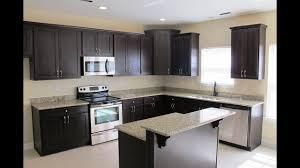 Espresso Cabinets Kitchen Design Espresso Cabinets With What Color Granite Youtube