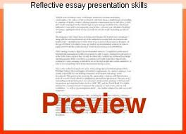 essay planning for future vocation