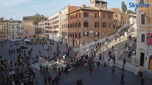 Finde fotos von spanische treppe. Piazza Navona Skylinewebcams Live Webcam From Piazza Di Spagna Rome Facebook