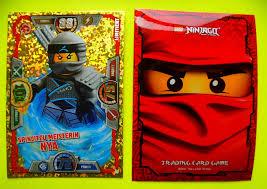 Ninjago Serie 3 Lego Limitierte Karte LE 3 Spinjitzu Meisterin NYA mit  Schutzhülle: Amazon.de: Spielzeug