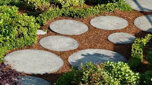 how to lay a garden path garden