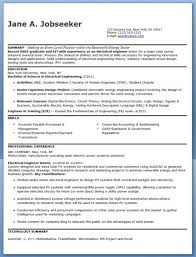 Electrical Engineering Resume Samples Electrical Engineering Resume Sample Musiccityspiritsandcocktail Com