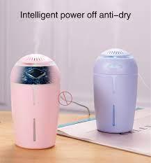 Araç nemlendirici sprey araba hava temizleyici USB portu şarj koku ortadan  kaldırmak Mini oksijen Bar aromaterapi araba hava spreyi 511|Car Air  Purifiers